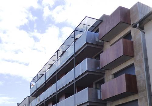Edifici plurifamiliar 28 vivendes – Teodor de Mas – Vic