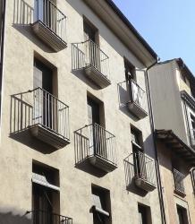 Edifici plurifamiliar – c. Sant Pau – Vic