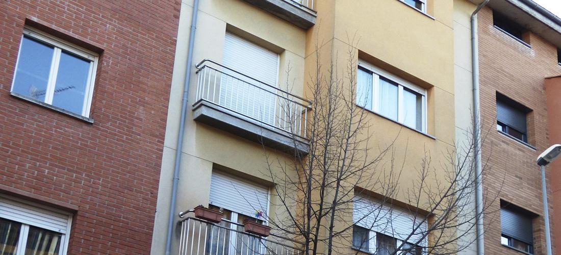 Edifici de 6 vivendes – Raval Cortines – Vic